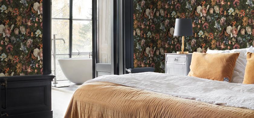 Schlafzimmer Tapeten
