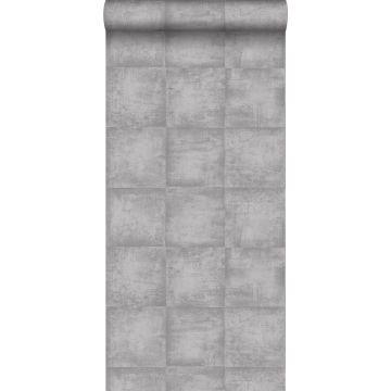 Tapete Beton-Optik Grau von ESTA home