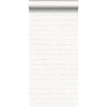 Tapete Steinoptik Crême-Weiß von ESTA home