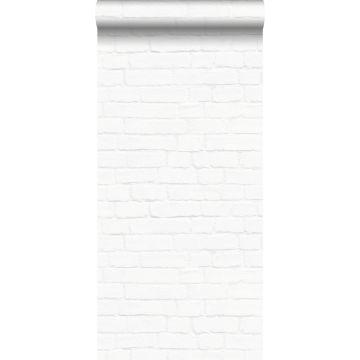 Tapete Steinoptik Weiß von ESTA home