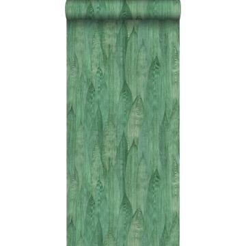Tapete Blätter Jadegrün von ESTA home