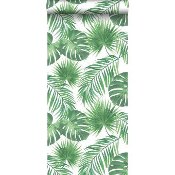 Tapete tropische Blätter Grün von ESTA home