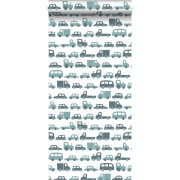 Tapete Autos Graublau von ESTA home