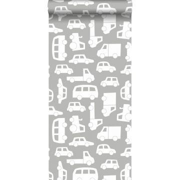 Tapete Autos Grau von ESTA home