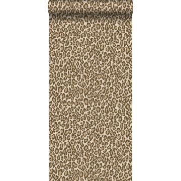 Tapete Leopardenmuster Braun von ESTA home