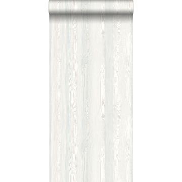 Tapete Holzoptik Weiß von ESTA home