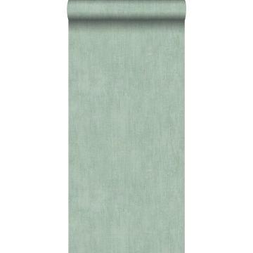 Tapete mit malerischem Effekt Seladongrün von ESTA home