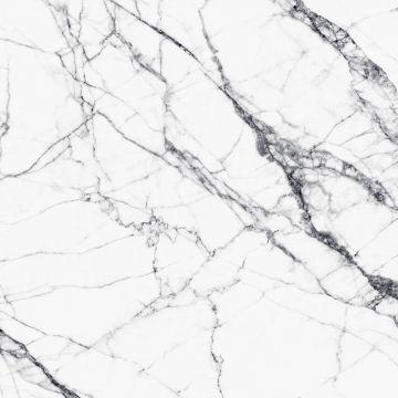 Fototapete Marmor-Optik Weiß und Grau von ESTA home