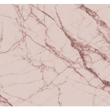 Fototapete Marmor-Optik Graurosa von ESTA home