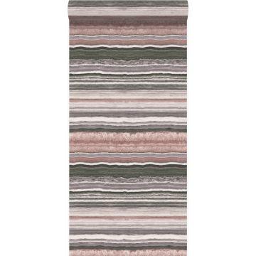 Tapete Marmor-Optik Quarzrosa von Origin