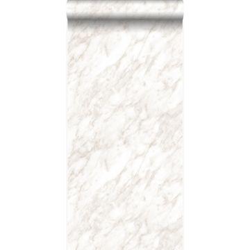 Tapete Marmor-Optik Hellbeige von Origin