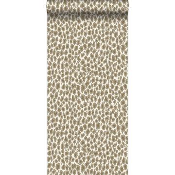 Tapete Leopardenmuster Beige von Origin