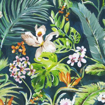 Fototapete tropische Motive Grün von Origin